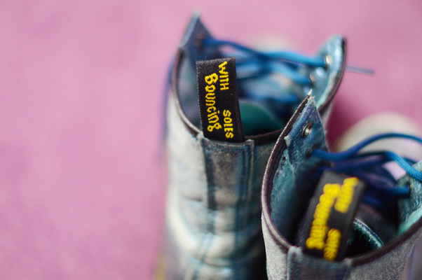 Blown A Wish Photography - Dr Martens (2014)