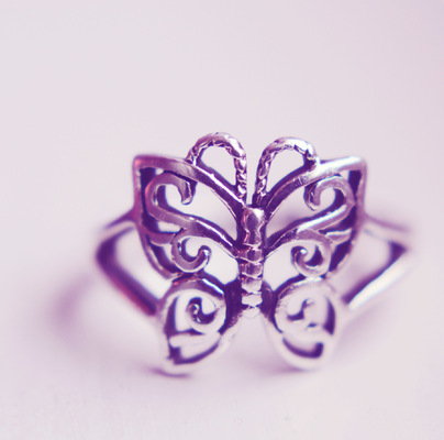 Blown A Wish Photography - Butterfly Ring Macro (2014)
