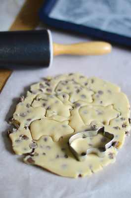 Blown A Wish Photography - Making Choc Chip Pig Biscuits (2014)