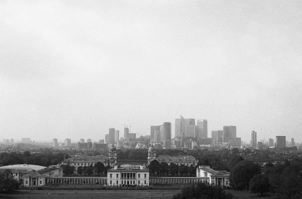 Blown A Wish Photography - View from Greenwich Park (2017)