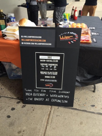Fundraising BBQ