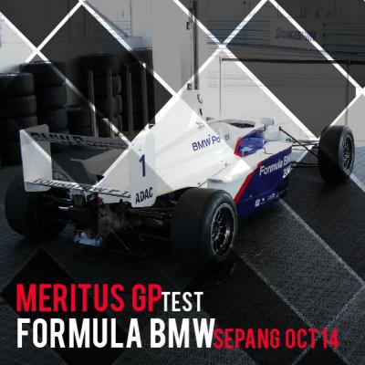 Formula BMW Test