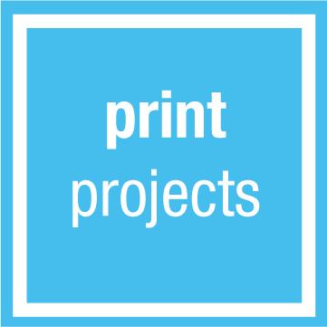 jen scharl print & digital design - print projects