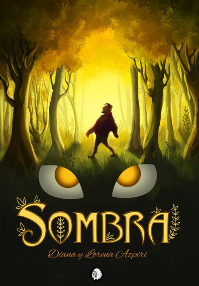 Illustrations Lorena Azpiri - Sombra cover