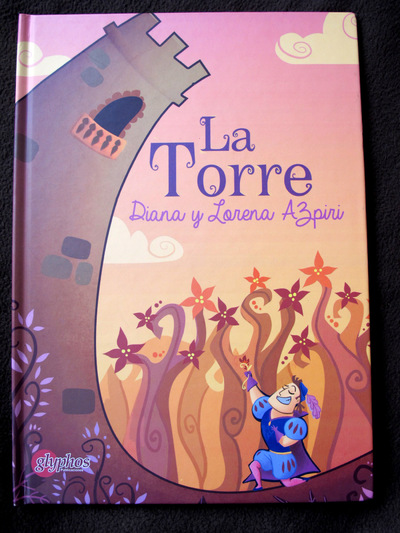Illustrations Lorena Azpiri - La Torre cover