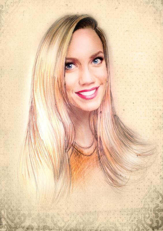 Illustrator Belova Darya - Elena Krygina