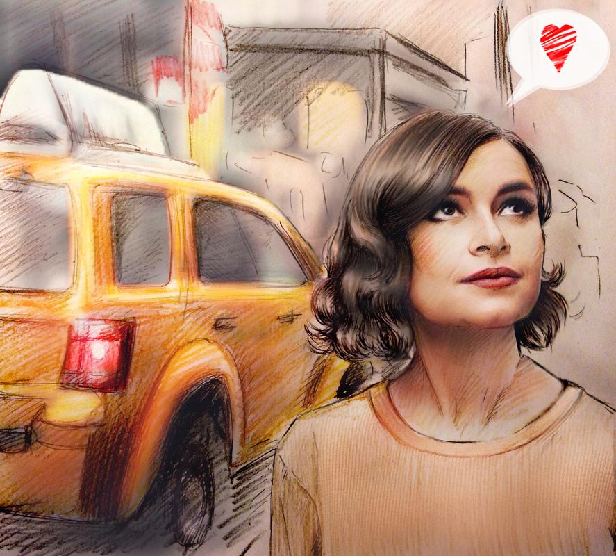 Illustrator Belova Darya - Miroslava Duma