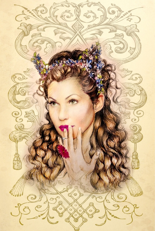 Illustrator Belova Darya - Evgenia Linovich