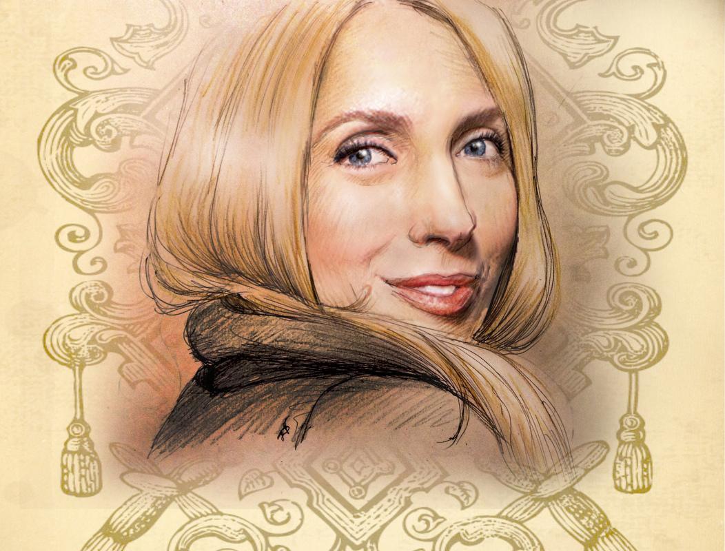 Illustrator Belova Darya - Svetlana Bondarchuk