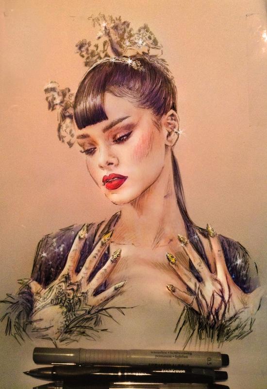 Illustrator Belova Darya -