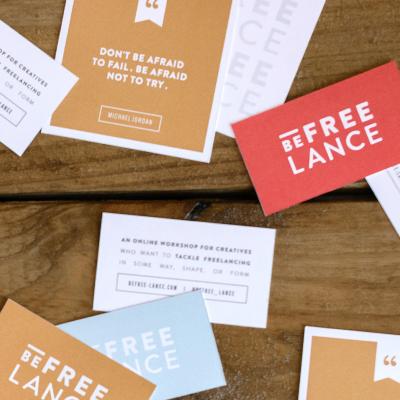 Eerste hulp voor creatieve freelancers