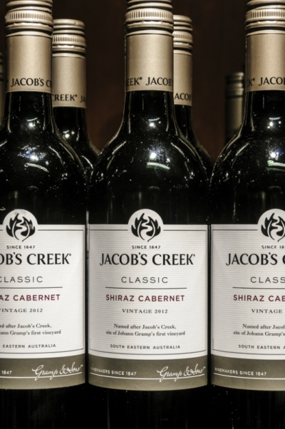Branding / Jacob's Creek
