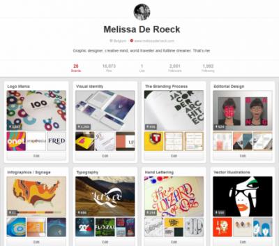 Pinterest / Mijlpaal + Gast-pinner