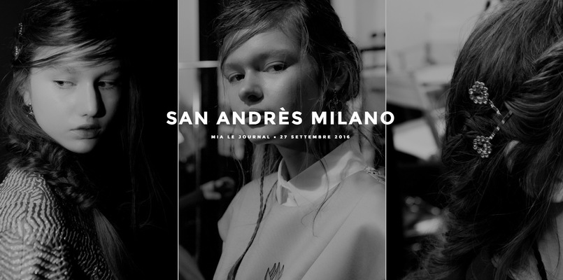 HOLDEN PHOTOGRAPHER - SAN ANDRES MILANO S/S 17