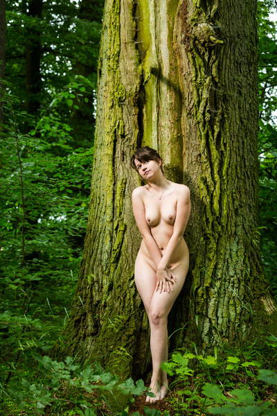 FINE NUDE ART - MARY nordish by nature