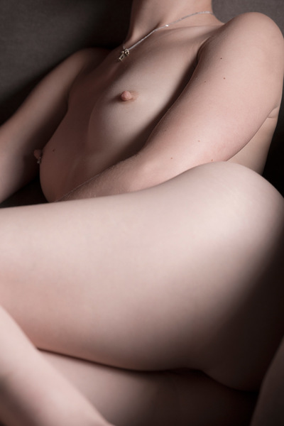 FINE NUDE ART - ANNE lounge