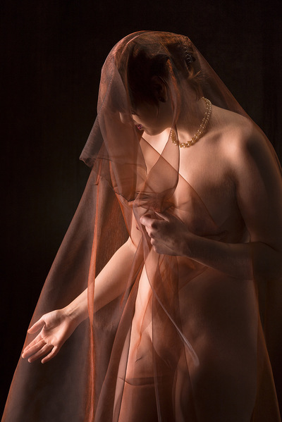 FINE NUDE ART - JANINA coated
