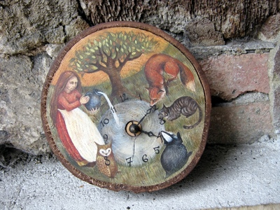 Rima Staines - The Rootpond Clock