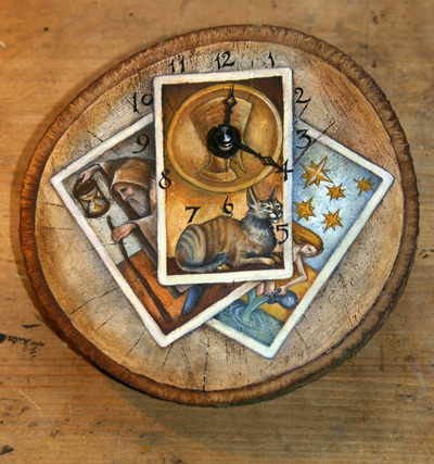 Rima Staines - The Tarot Clock