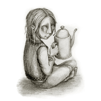 Rima Staines - The Coffeepot