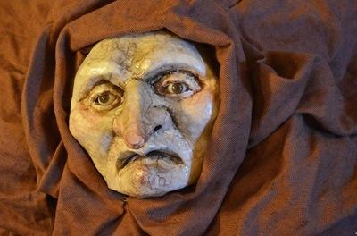 Rima Staines - Hag Puppet