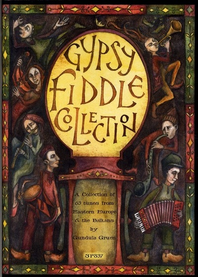 Rima Staines - Gypsy Fiddle Collection