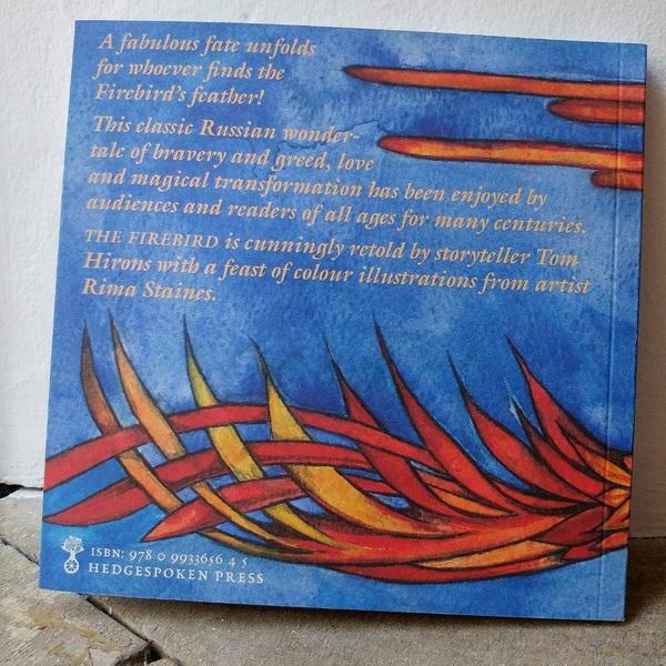 Rima Staines - The Firebird