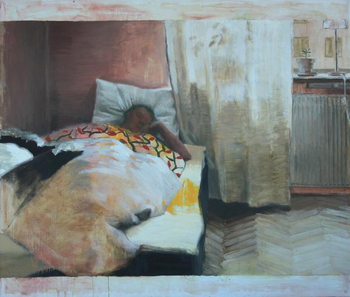 Fredrik Landergren - artist in Stockholm - Daysleep 1996