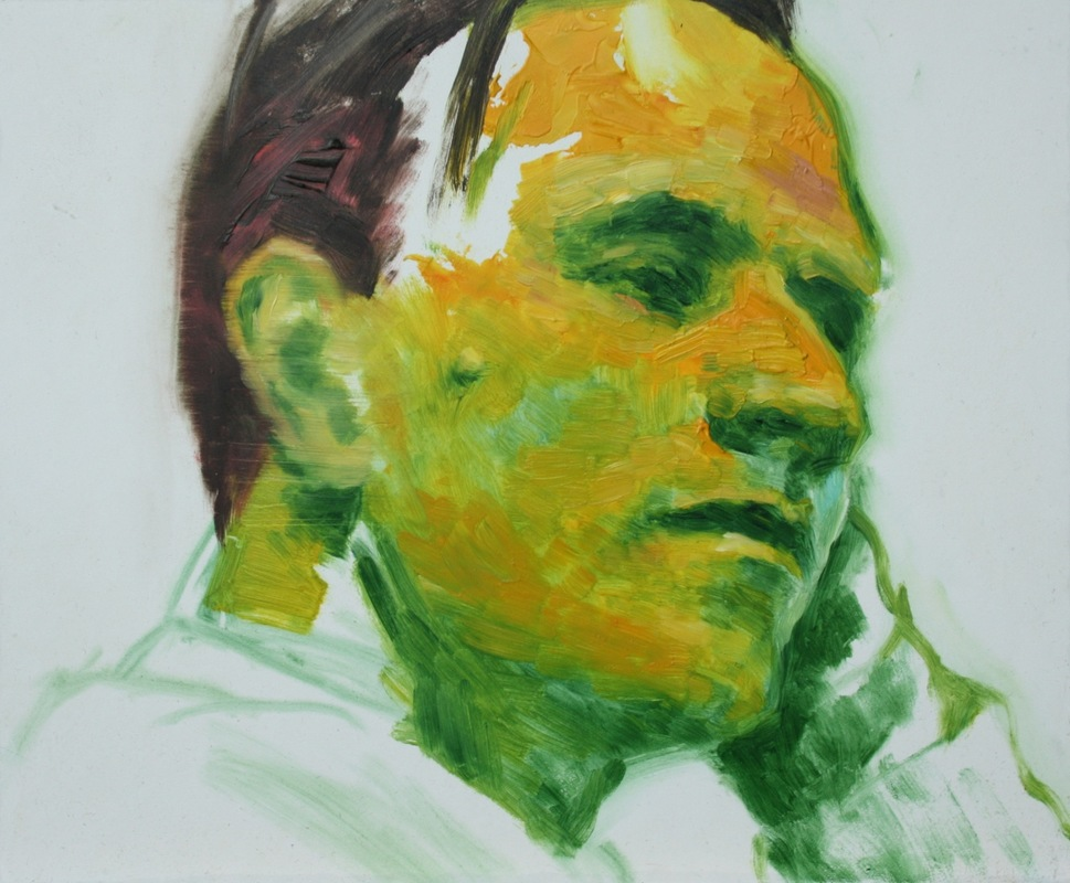 Fredrik Landergren - artist in Stockholm - Young Ingmar