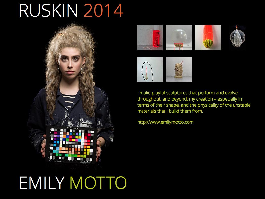 Emily Motto -