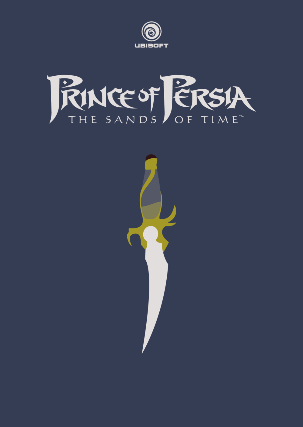 Maram Alesayi | Graphic and Motion Designer - Prince of Persia with Dagger of Time