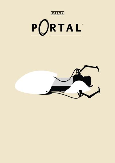 Maram Alesayi   Graphic and Motion Designer - Minimal Video Game Posters