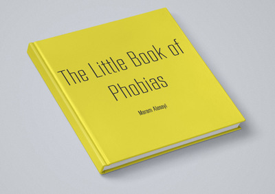 Maram Alesayi | Graphic and Motion Designer - Little Book of Phobias