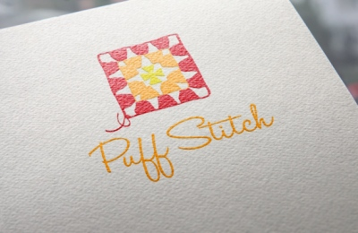 Maram Alesayi | Graphic and Motion Designer - Puff Stitch identity