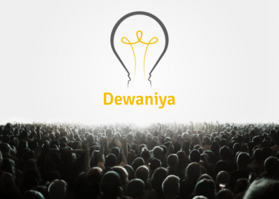 Maram Alesayi | Graphic and Motion Designer - Dewaniya Logo and Identity
