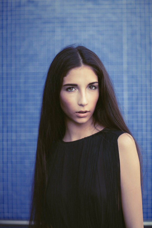 Justine Poupaud MUA - Photographe : Kasia Kozinski / Modèle : Marah Lelarge / Makeup artist & Hairstylist : Justine Poupaud
