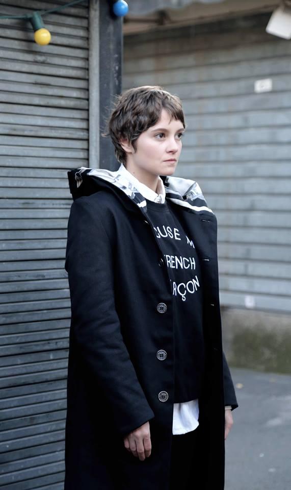 Justine Poupaud MUA - Photographe : Léa Dominguez / Makeup artist : Justine Poupaud / Stylist : D. Times Paris