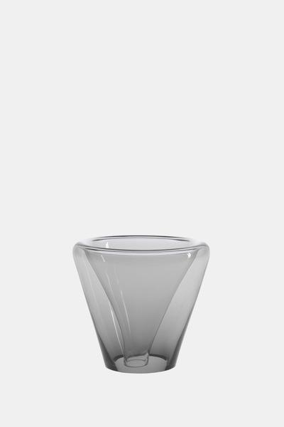 Valner Glass s.r.o. - Flowerpot _mi__ small, grey  Code: MI_SM02GRY