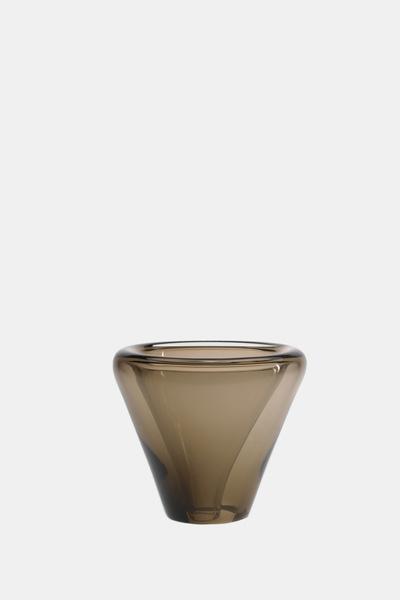 Valner Glass s.r.o. - Flowerpot _mi__ small, olive  Code: MI_SM02OL