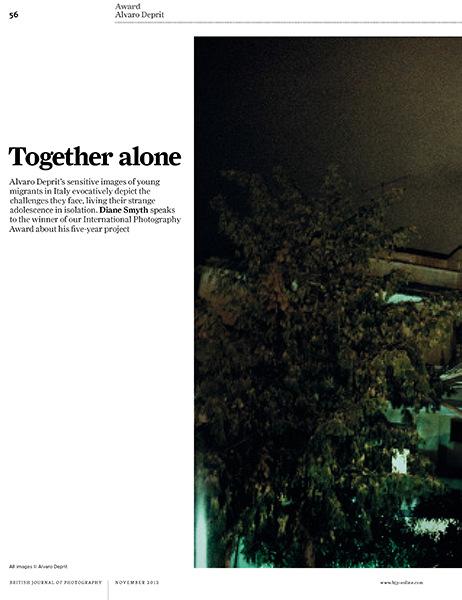 www.alvarodeprit.com - British Journal of Photography