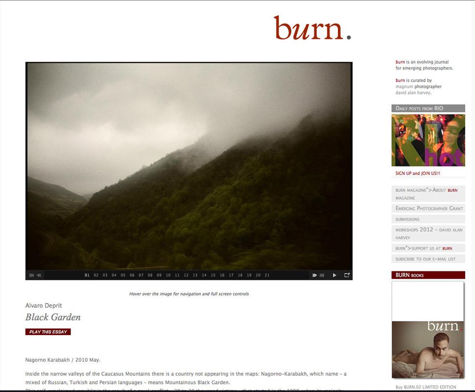 www.alvarodeprit.com - Burn