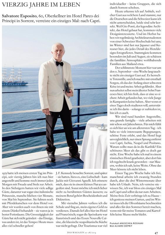 www.alvarodeprit.com - Das Magazin
