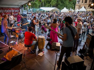 CHACÁN – Live Salsa Music -