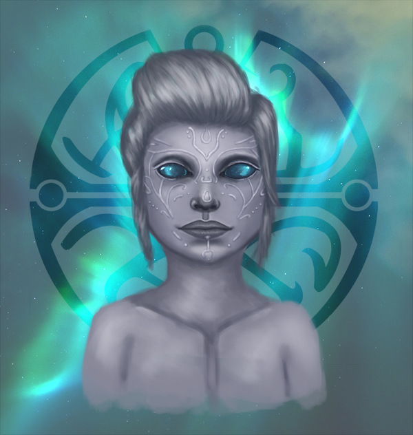 4thdimensionofcreativity - Work in Progress Lux - Dreamfall Chapters