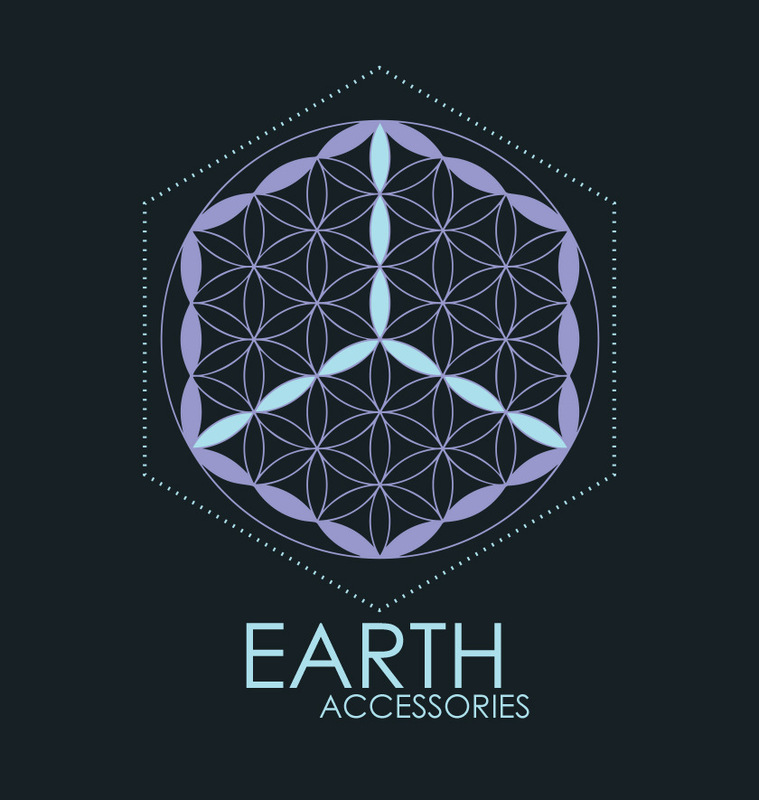 4thdimensionofcreativity - Earth accessories - concept for Logo design