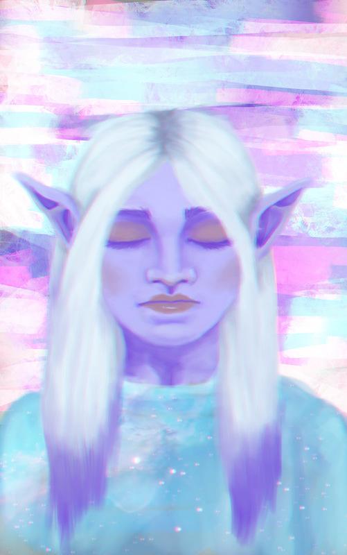 4thdimensionofcreativity - Icelandic Elf