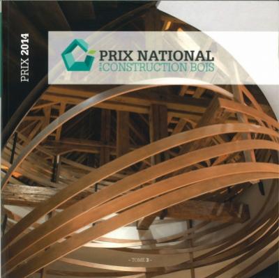 Nicolas Favet Architectes - 26/11/2014 Le Groupe scolaire Abdelmalek Sayad nominé pour le Prix national de la construction bois
