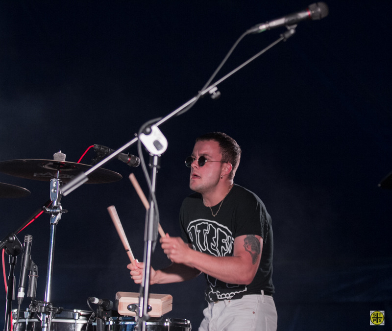 stilpix - Slaves, Longitude Festival, 18.07.15