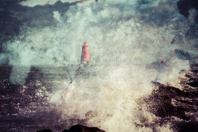 stilpix - The Sea Reclaims The Great South Wall