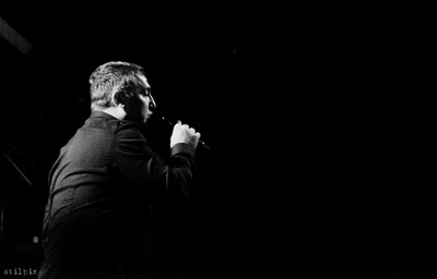 stilpix - Greg Dulli, Afghan Whigs. The Academy, Dublin. 28 May 2017.